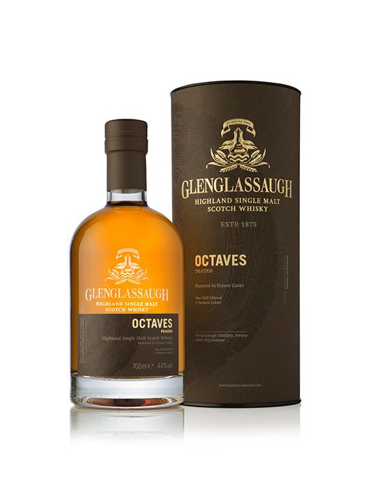 @glenglassaugh Glenglassaugh Release The Octaves Peated #whisky