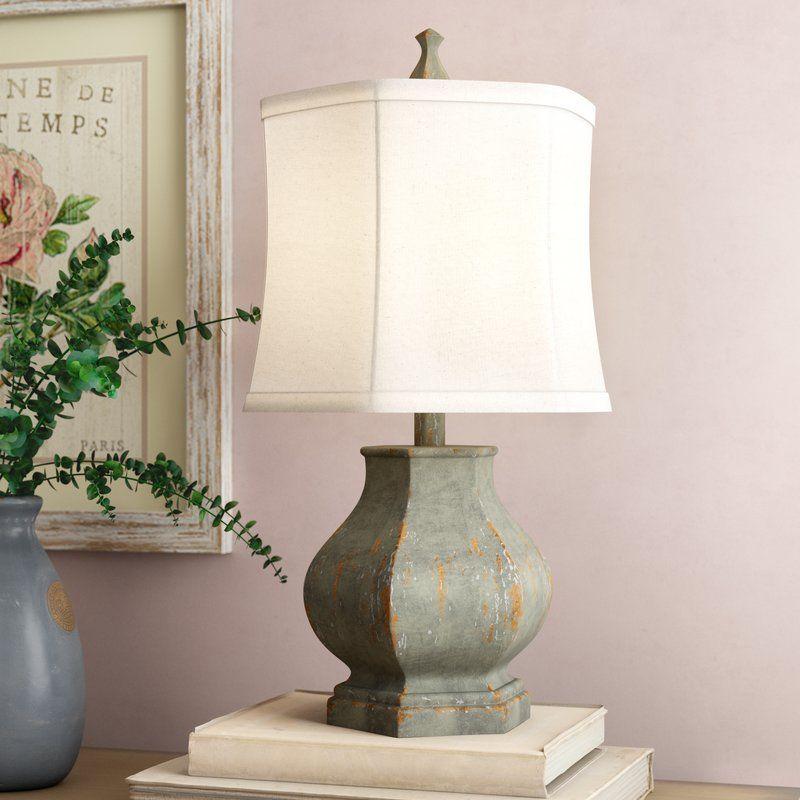 """Kalani 22"""" Table Lamp Table lamp, Farmhouse table lamps"""