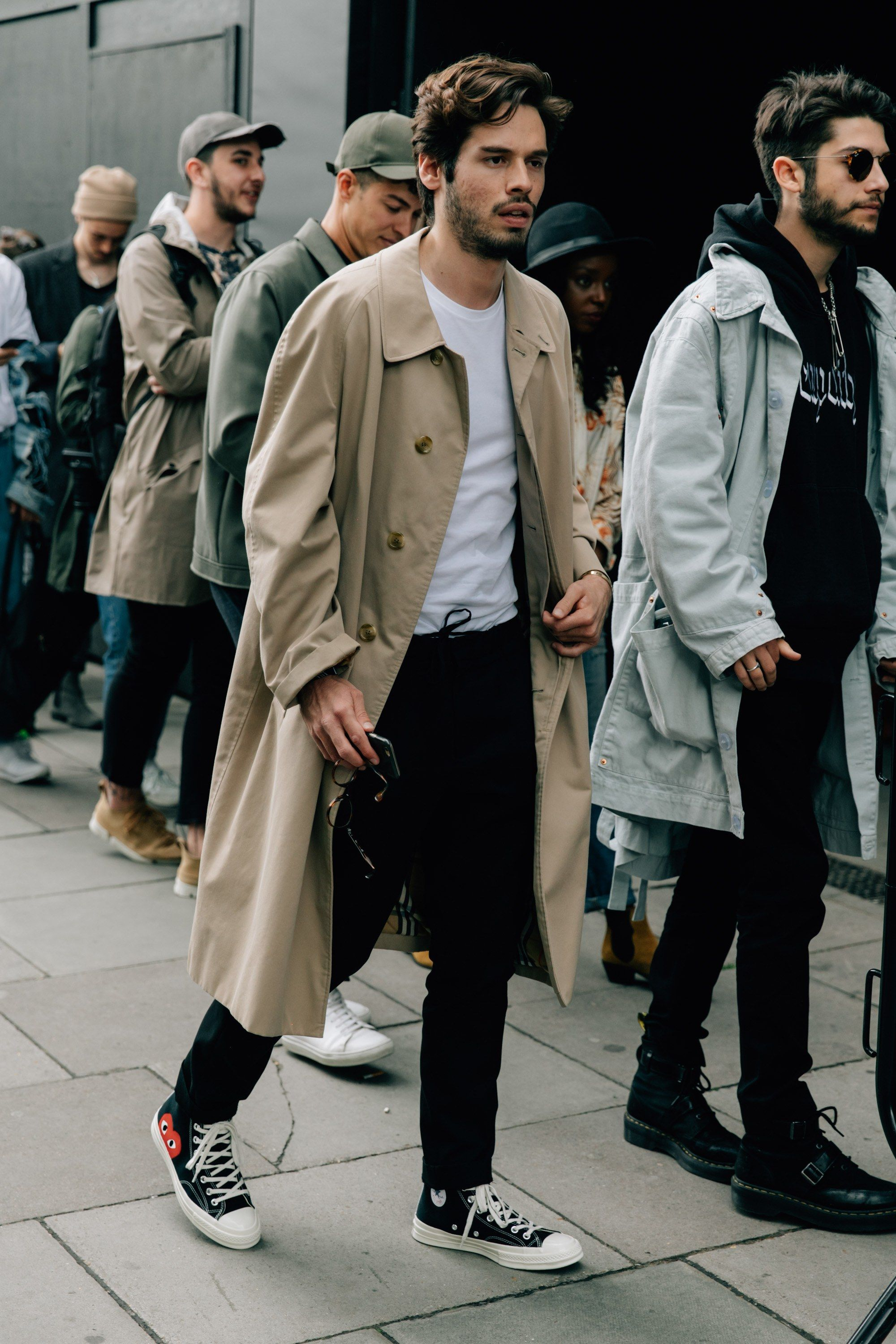 The Best Street Style From London Fashion Week Men S Sartorial