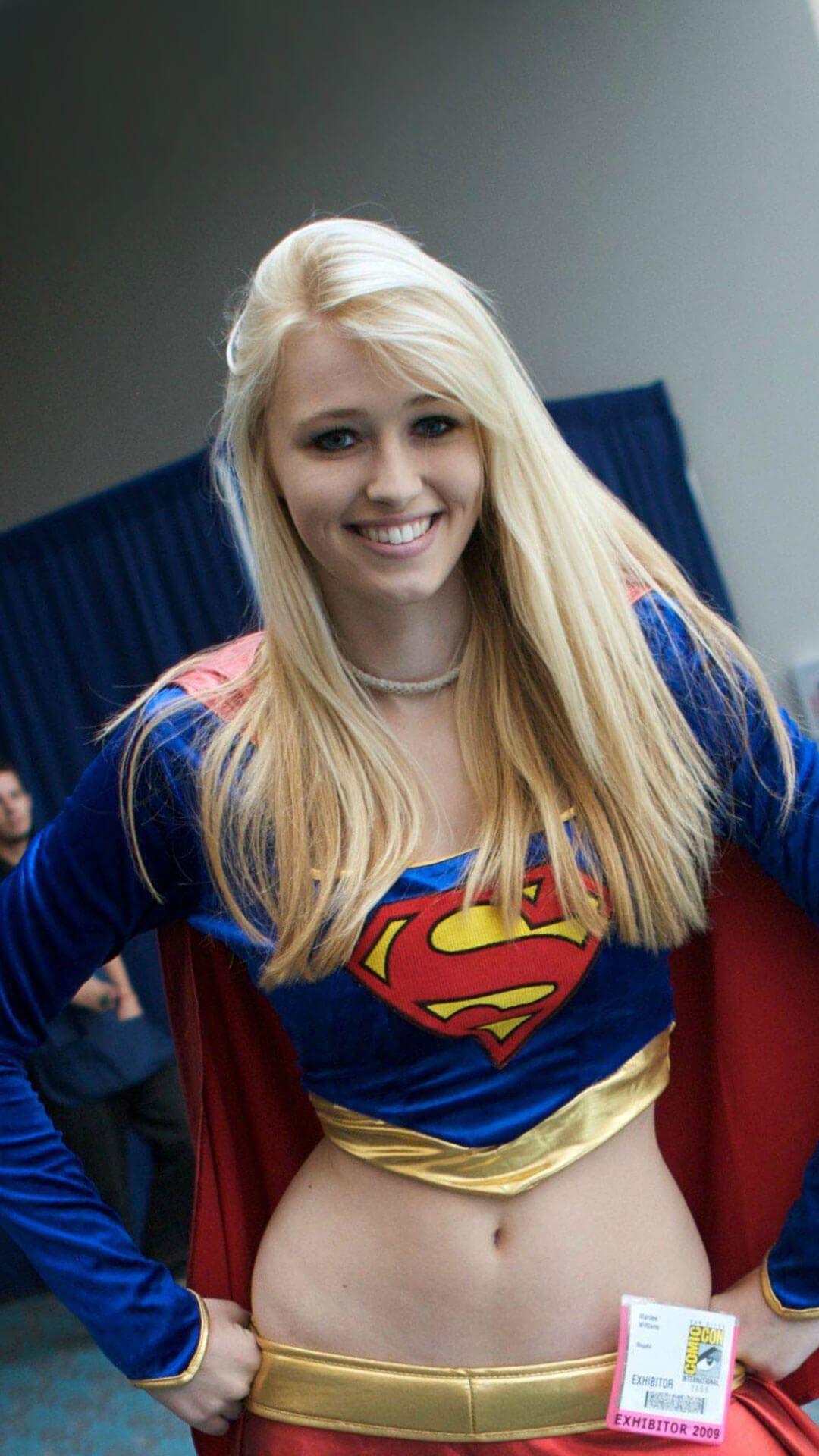 Supergirl Wallpaper iPhone 6 HD Supergirl, Iphone