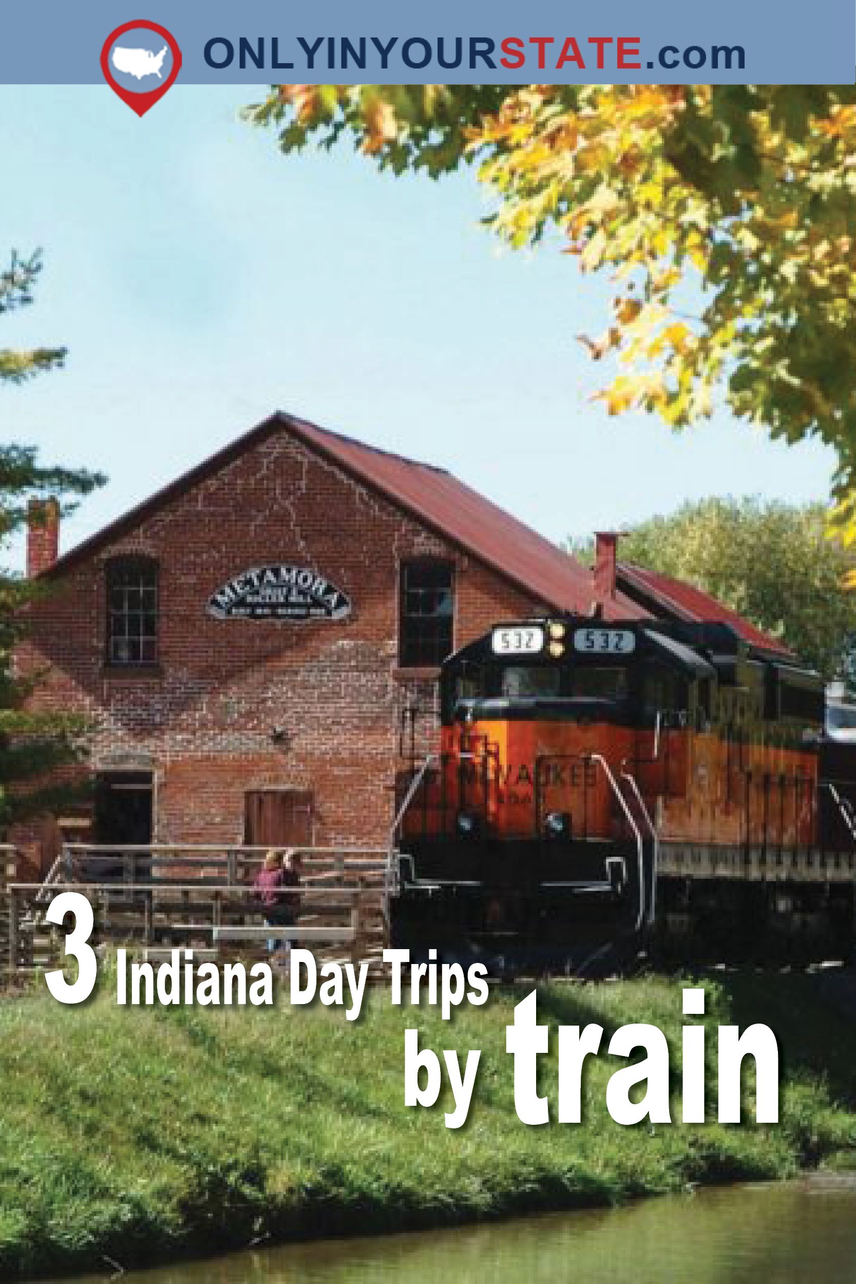 3 Incredible Indiana Day Trips You Can Take By Train