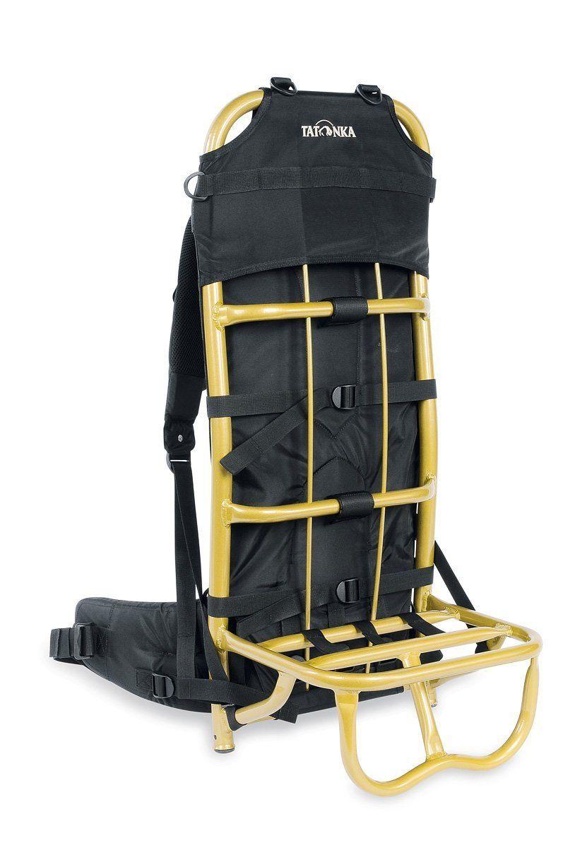 Tatonka Lastenkraxe Carrying Frame Black Bronze Camping Gear Camping Hacks Camping Backpack
