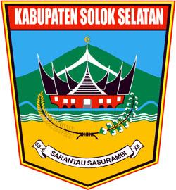 Lambang Kabupaten Solok Selatan Di 2020 Kota Indonesia Kepulauan