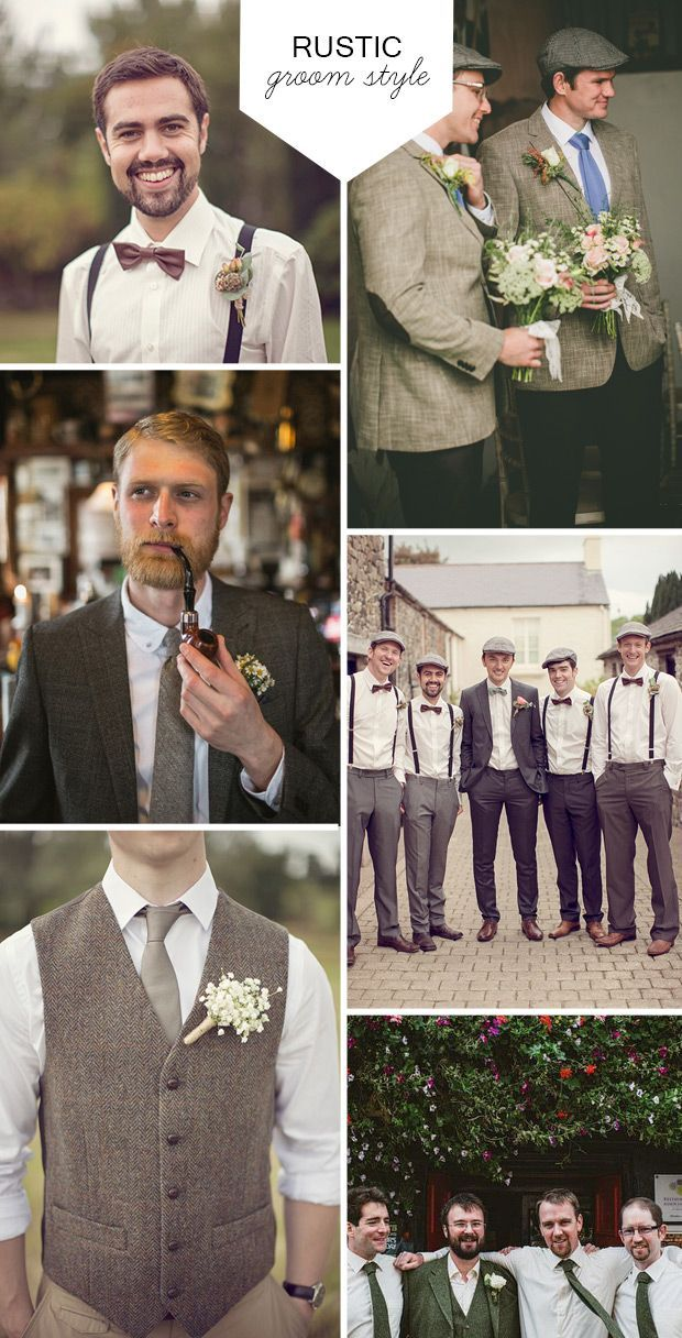 Dashing and Dapper Great Groom Style