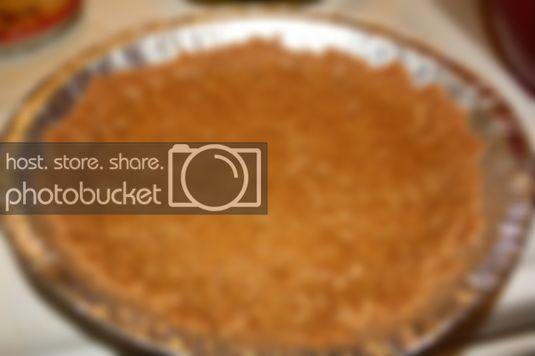 Vegan Pumpkin Pie with Homemade Graham Cracker Crust #homemadegrahamcrackercrust