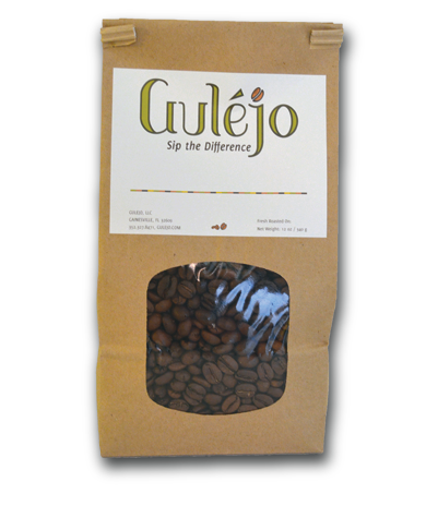 Gulejo is the exclusive coffee for Giggle Magazine! We are
