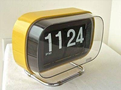 Karlsson Flip Klok : Copal flip clock flip clock in