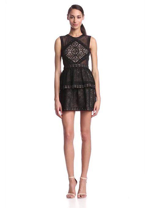 a6076467fc6b BCBGMAXAZRIA Women's Joselyn Cocktail Dress, Black, 0 | Saker att ha ...