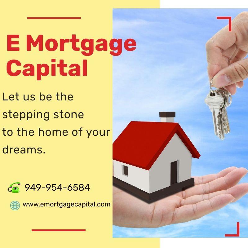 E Mortgage Capital Housing Loan Loan Company Online Loans Mortgage