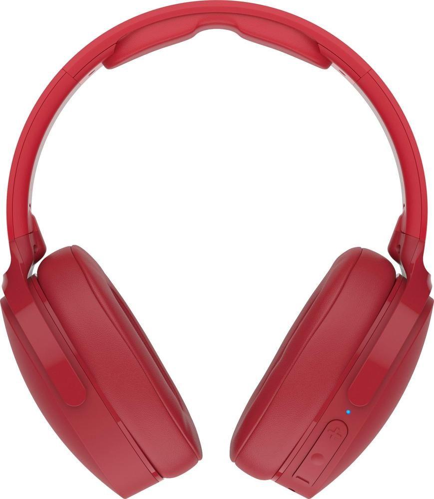 Skullcandy - Hesh 3 Wireless Over-the-Ear Headphones - Red