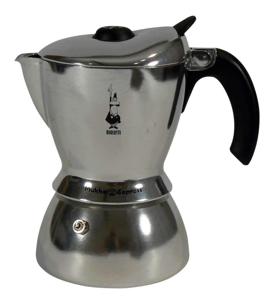 Stove top latte and espresso maker It does make a decent cup of
