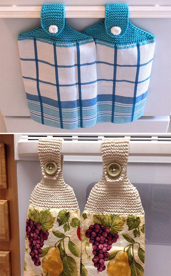 Best Of Kitchen towel topper