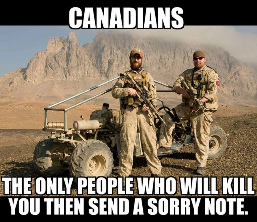 Do Not Mistake Their Courtesies For Weakness Via Military Memes