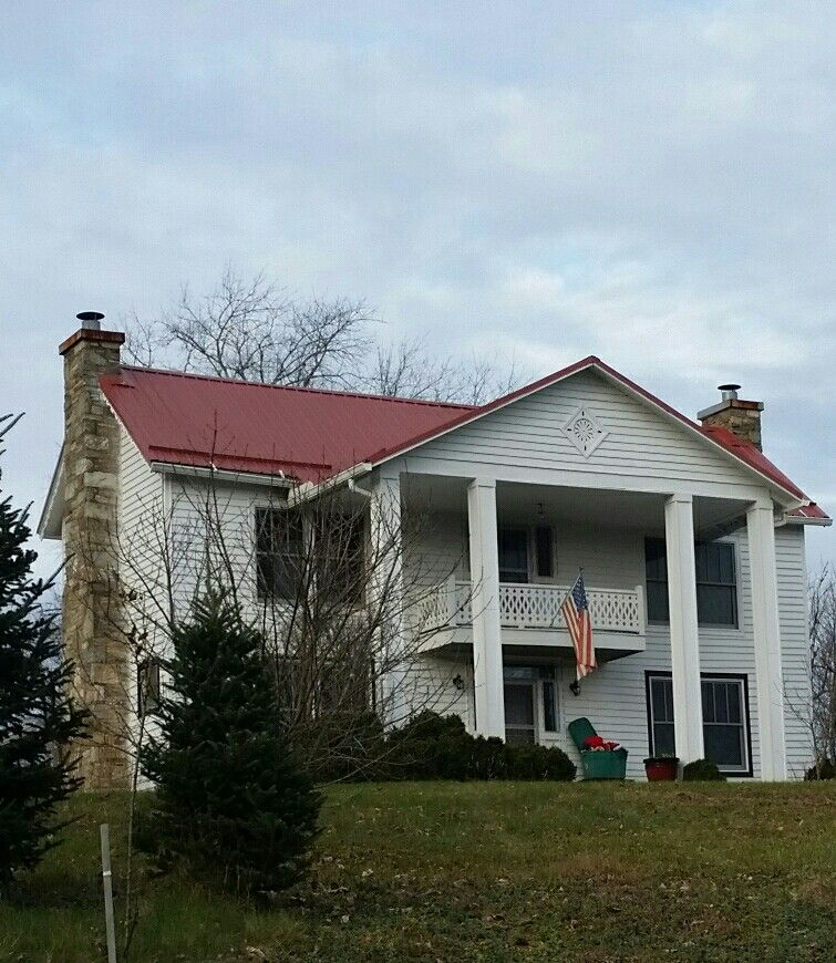 Love The Historic Charm Of An Older Farm House And The Christmas Tree Farm Is The Icing On The Cake Old Farm Houses Real Estate Agent Old Farm
