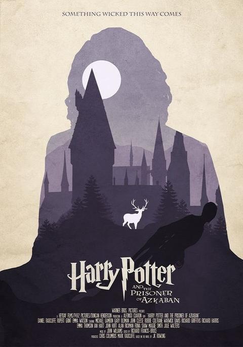 Harry Potter And The Prisoner Of Azkaban Harry Potter Poster Harry Potter Film Der Gefangene Von Askaban