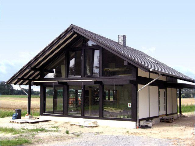 Modern Fachwerkhaus bildergebnis für fachwerk fassade modern fachwerk