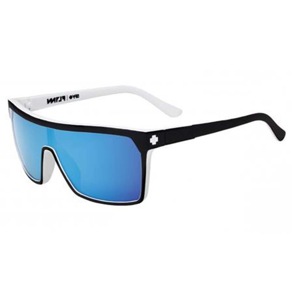 505ea10866 eBay  Sponsored Spy Flynn Whitewall Light Blue Spectra Lense Sunglasses  SAVE 30% OFF