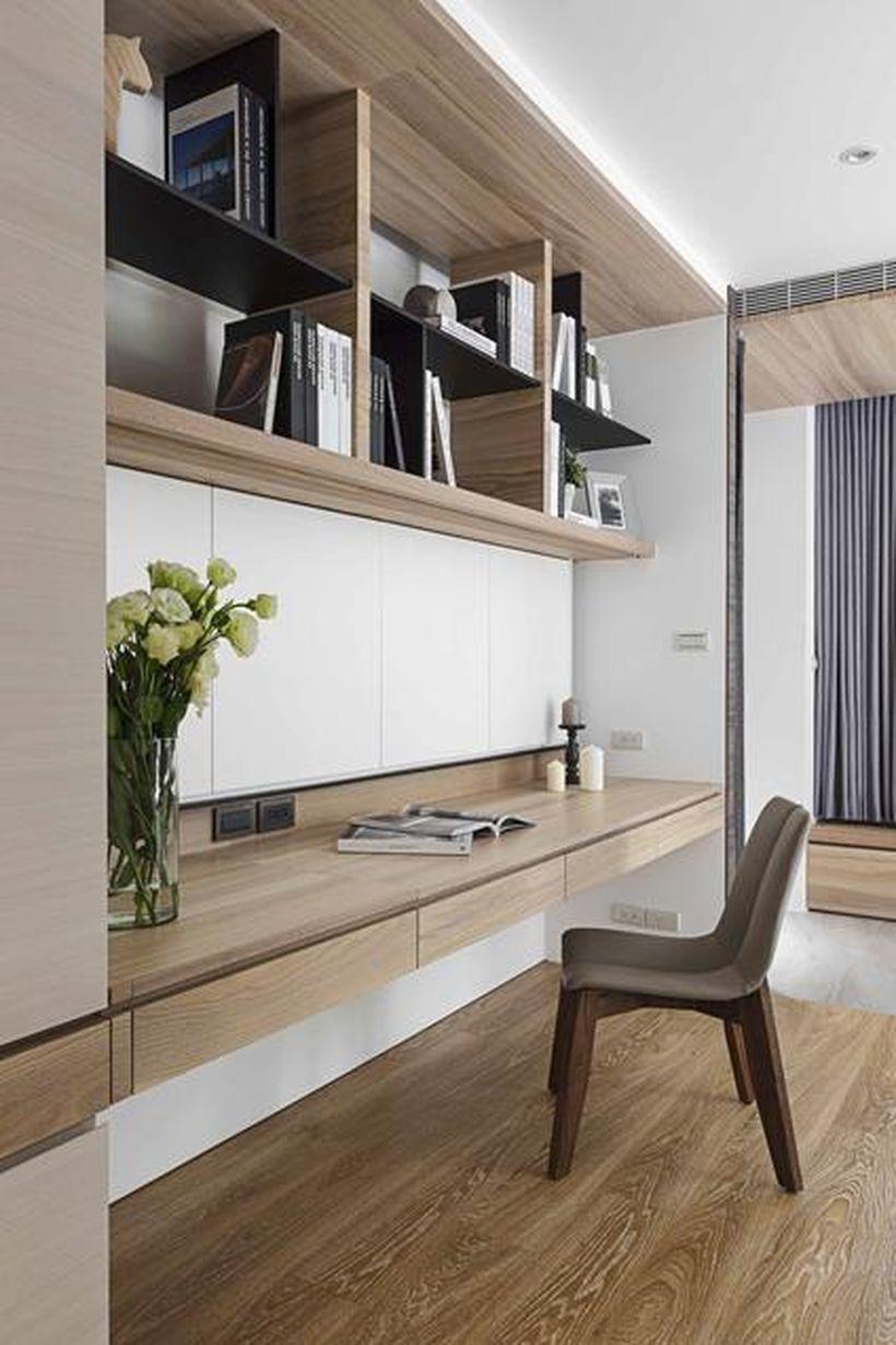 Homeoffice in travertin  nussbaum home office pinterest design and space also rh