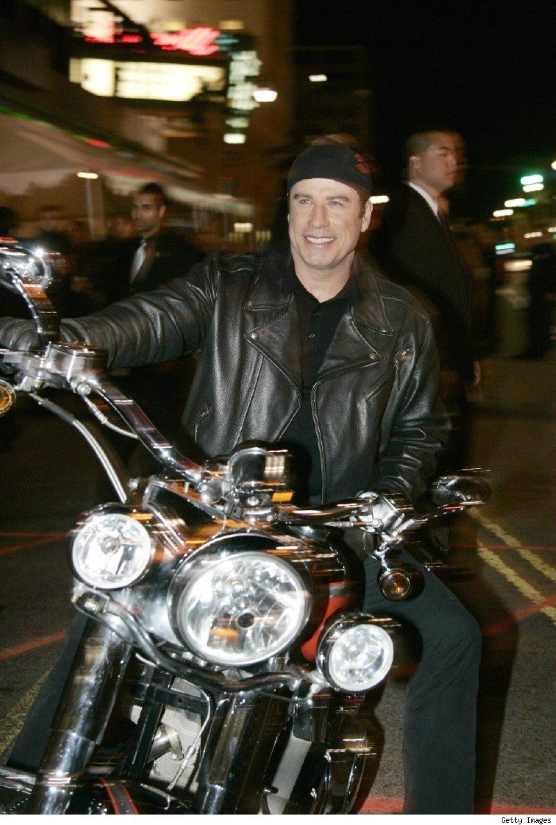 John Travolta Starred In The Motorcycle Buddy Movie Quot Wild