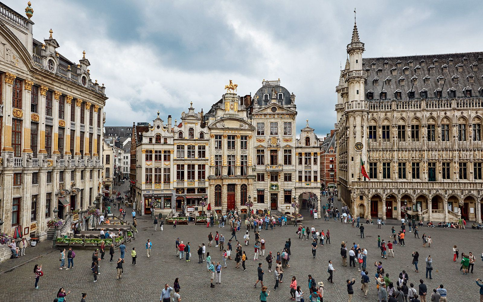 This week we couldn't help but say: Welcome to Brussels: Europe´s Art-World Hotspot via Travel + Leisure