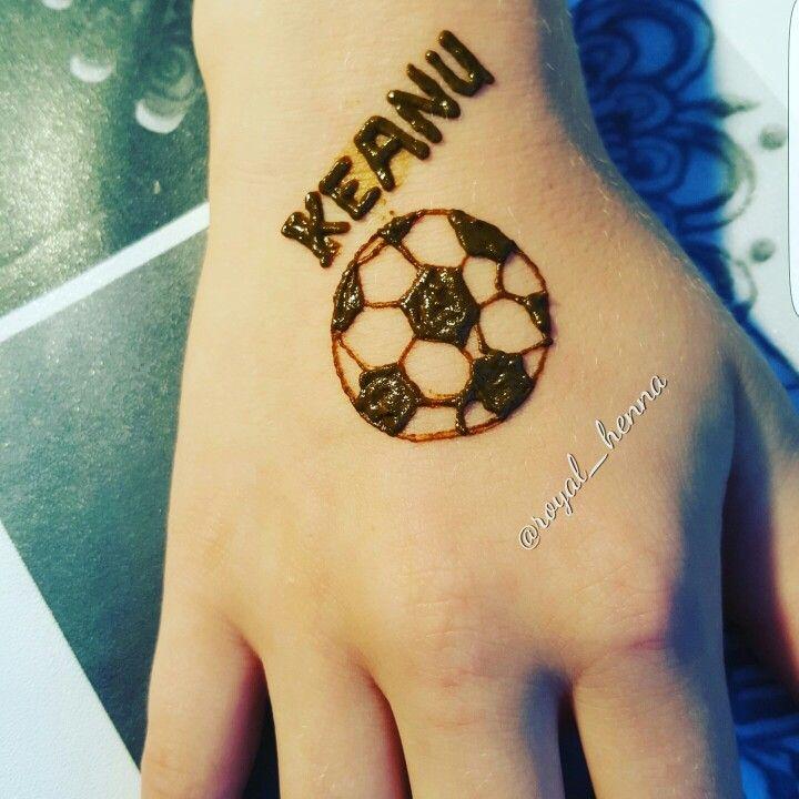 Henna Tattoo Für Jungs