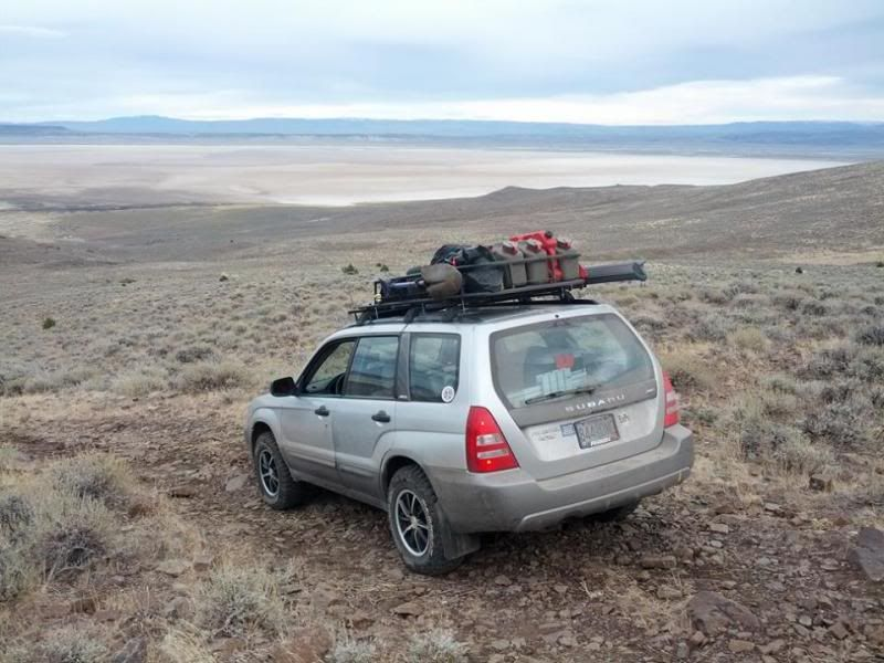 Subaru Owners Let S See Your Expedition Rigs Page 37 Subaru Subaru Forester Roof Basket