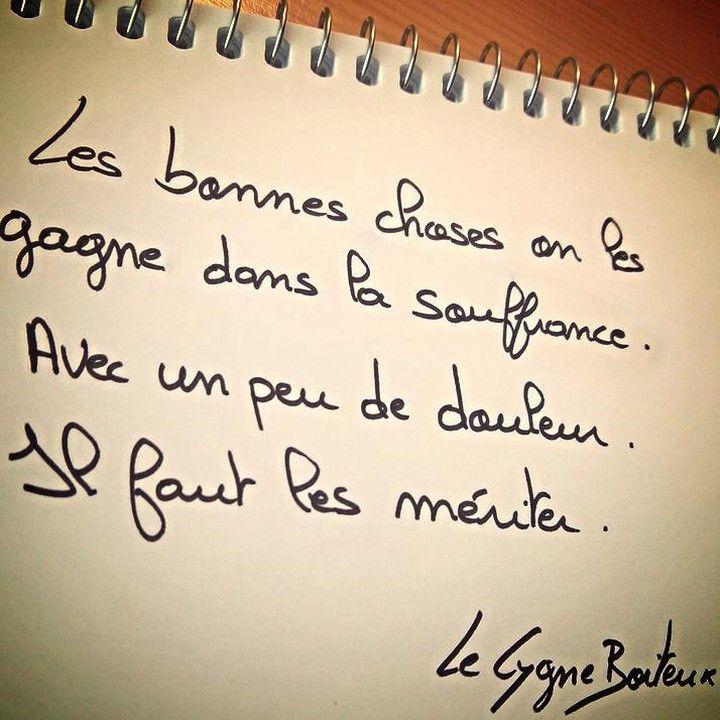 Le Courage La Perseverance La Determination Citation Proverbe