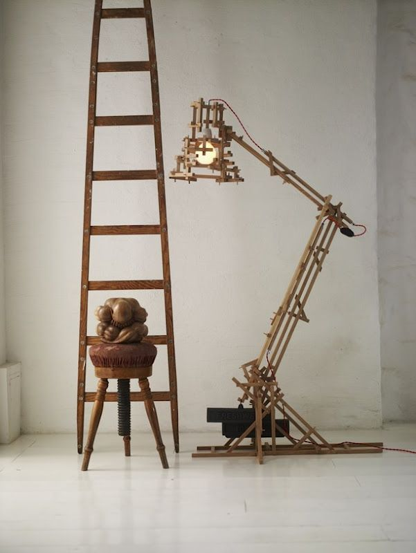 Extremely Esthetic Floor Lamp Mooi