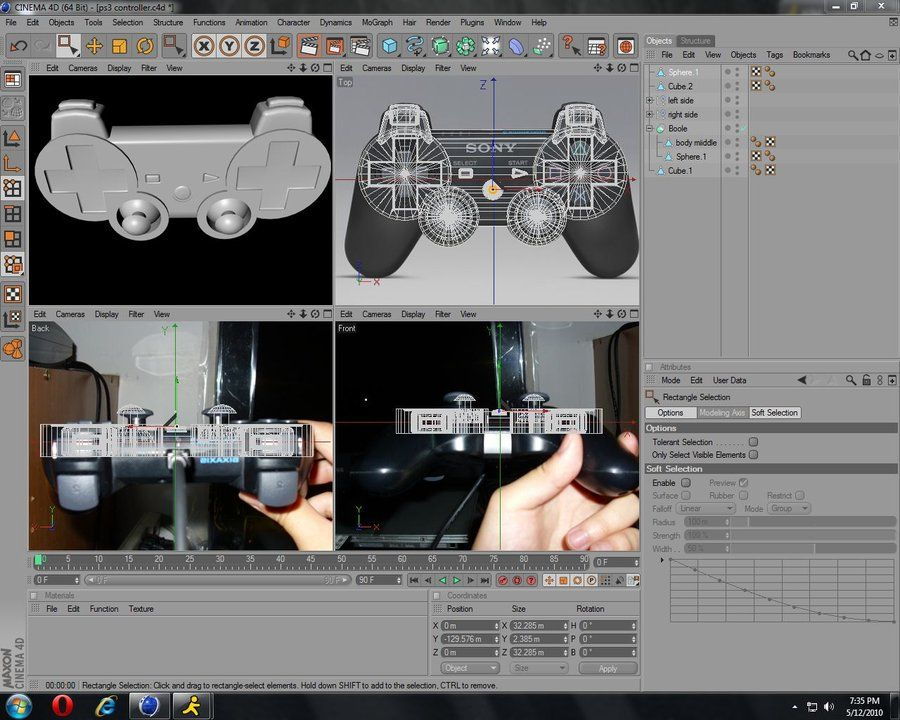 Ps controller blueprint google search print pinterest ps controller blueprint google search malvernweather Gallery