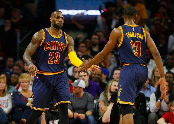 291cca48c5a5 LeBron James Photos - Cleveland Cavaliers v Detroit Pistons - Game Four -  Zimbio