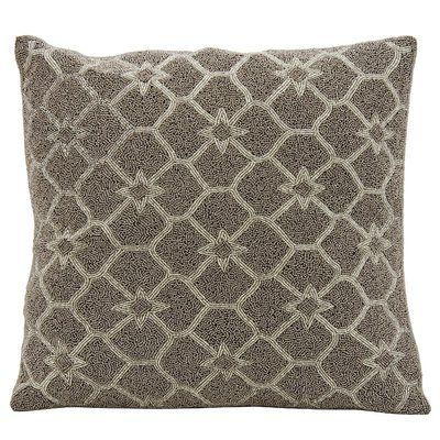 Olive Chenille Throw Pillow Cover