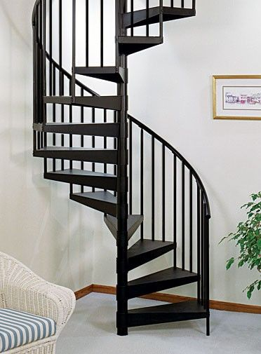 Steel Spiral Staircase 5 Code Compliant