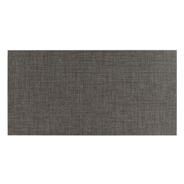 Textile Antracite Porcelain Tile Floor Decor Decor Flooring