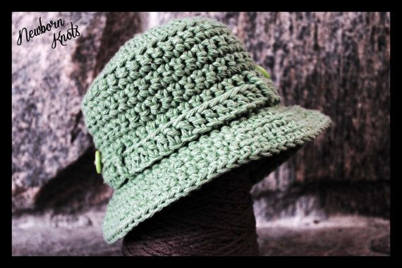 CROCHET PATTERN For Baby Fishing/Tilly Hat. Pattern number 014 ...
