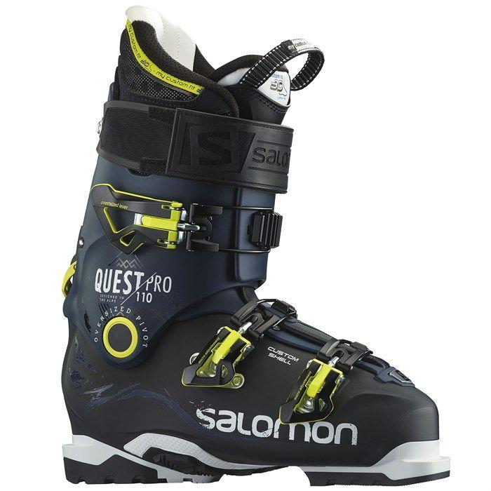 Salomon Quest Pro 110 Ski Boots 2016 Salomon Ski Boots Ski Boots Boots