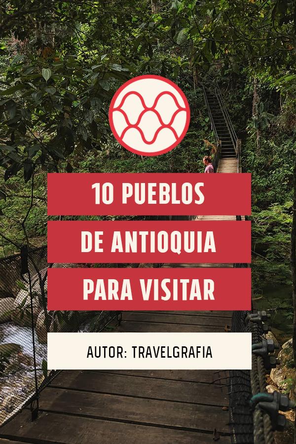 Sitios turísticos de antioquia