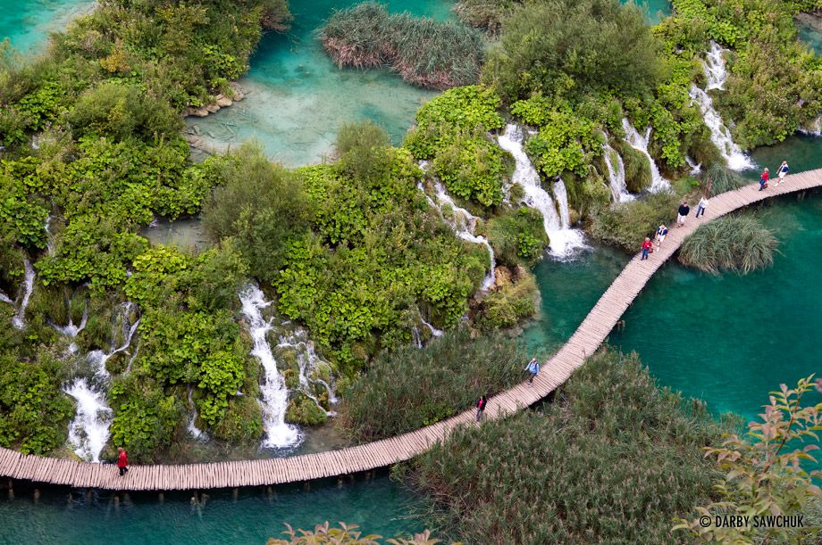 Split Croatia Waterfalls Google Search Plitvice Lakes