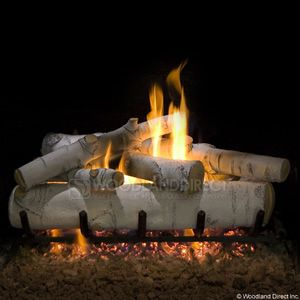 Gas Logs Only Woodlanddirect Com Gas Logs Vented Logs Gas