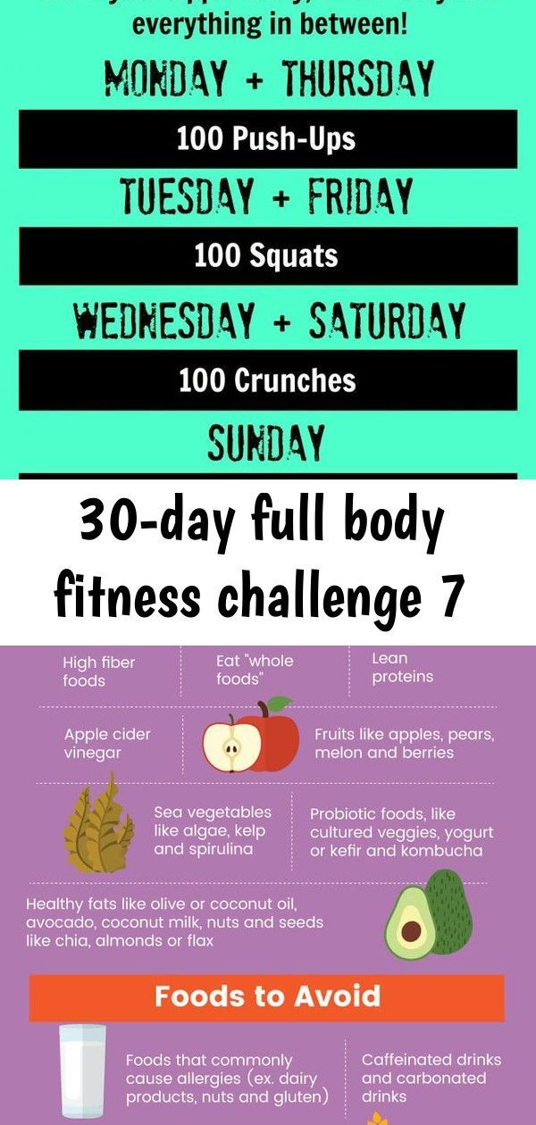 #30day #body #challenge #fitness #full Essential guide for getting your entire body in check in 30 D...