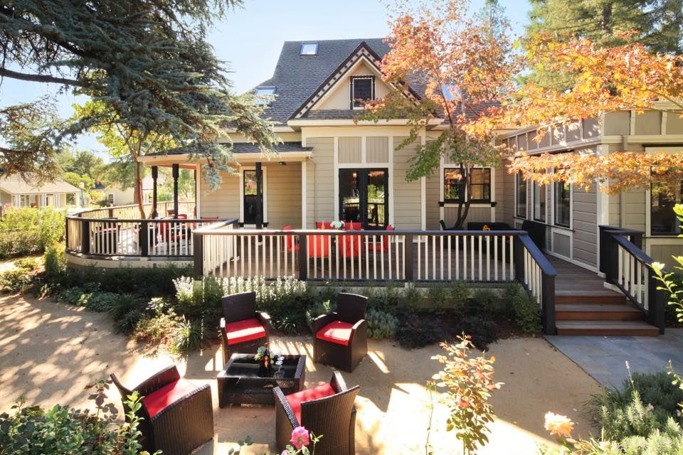 Sonoma Bed and Breakfasts to Check Into Right Now