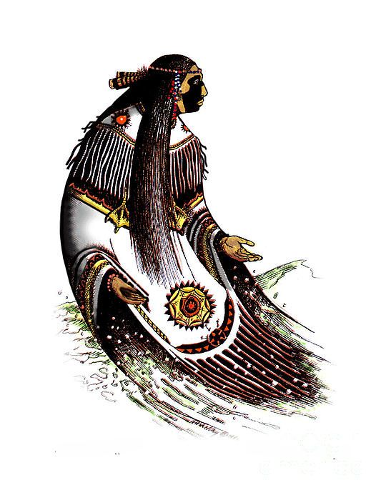 Glooscap: The Abenaki people believe that after Tabaldak