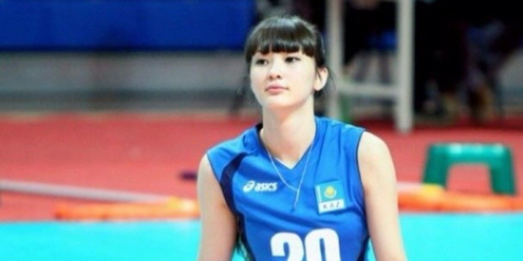 Is She Too Beautiful To Play Volleyball Play Volleyball Women Volleyball Volleyball