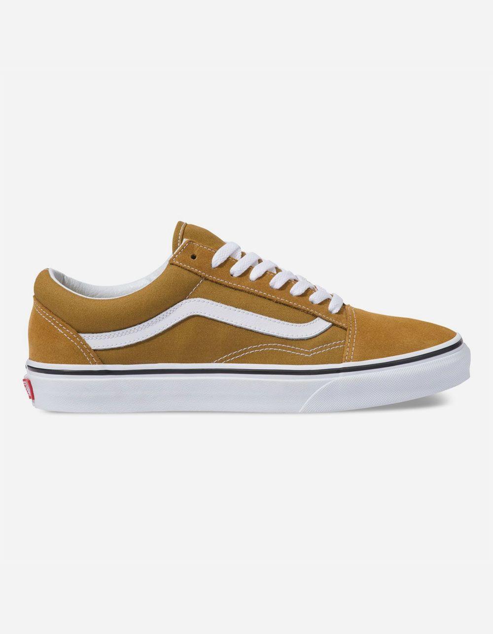 VANS Old Skool Cumin \u0026 True White Shoes