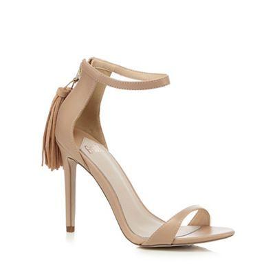 Faith Light pink 'Lee' high sandals | Debenhams