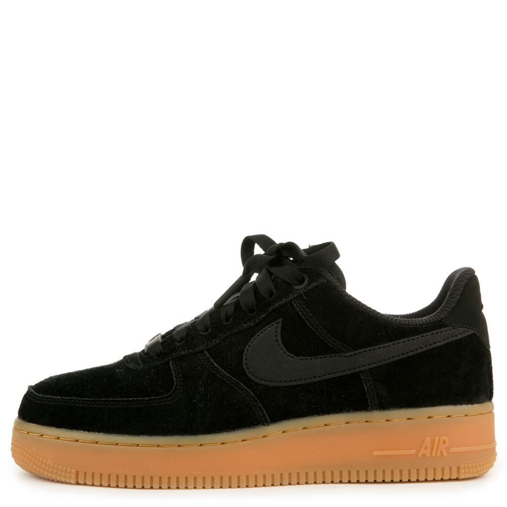 Nike Air Force 1 07 High LV8 blackblackgum med brownivory