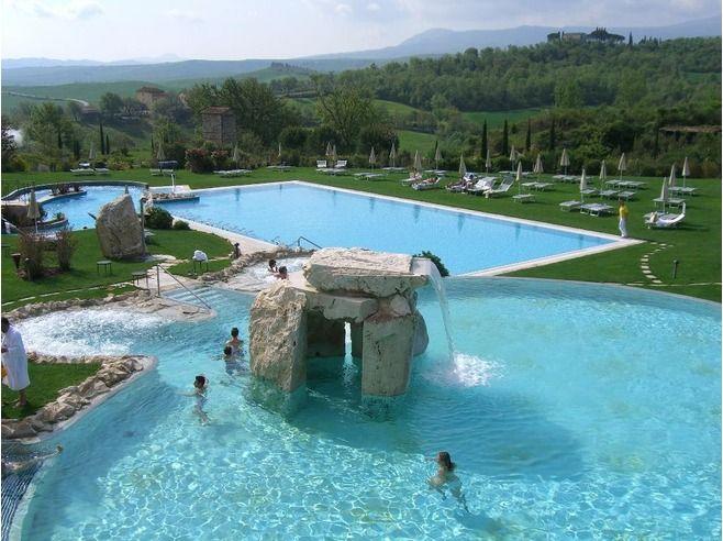 Hotel Adler Thermae Bagno Vignoni Bagno Siena