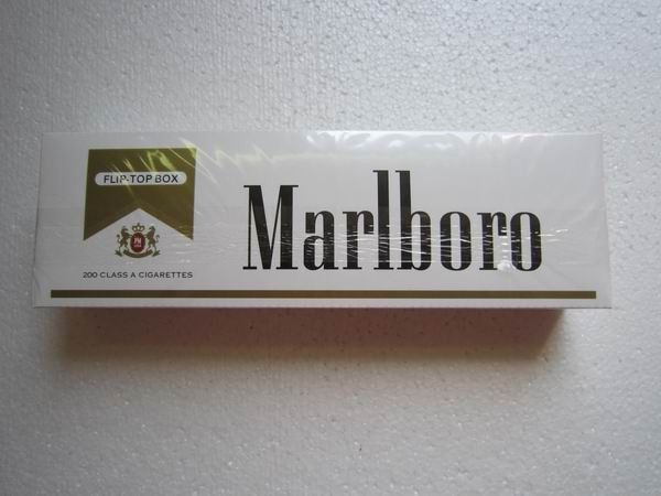 European cigarettes Marlboro Michigan