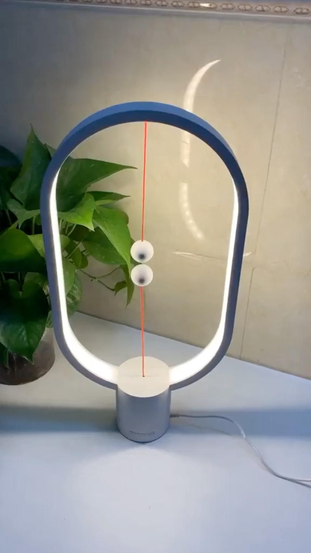 Amazing Bed side magnetic table Lamp