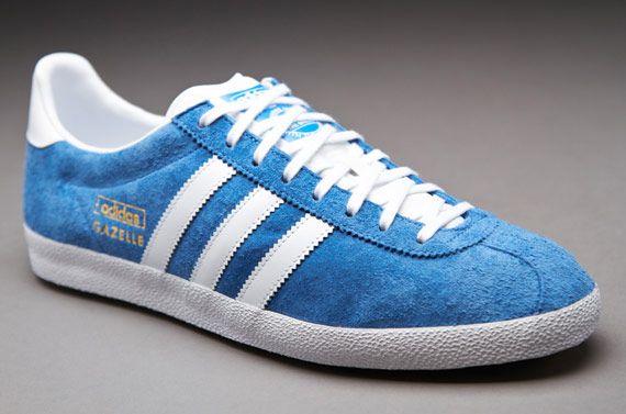 adidas gazelle og blue gold