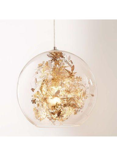 Ihnen Geht Ein Goldendes Licht Auf Verschonern Sie Ihr Zuhause Mit Dieser Aussergewohnlichen Lampe Gefullt Deckenlampen Design Deckenleuchten Anhanger Lampen